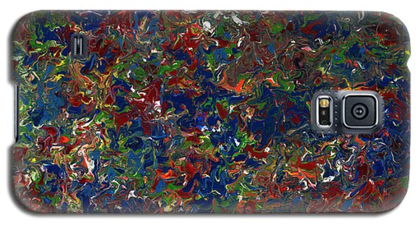 Paint Number 1 Galaxy S5 Case by James W Johnson