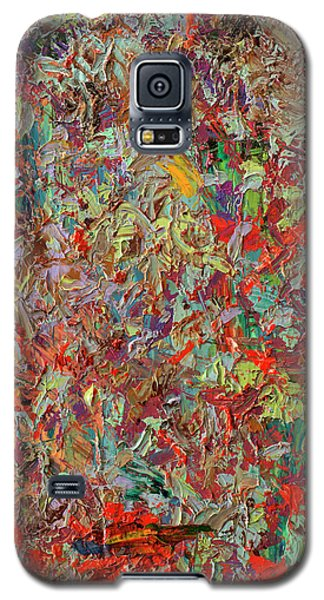 Paint Number 33 Galaxy S5 Case by James W Johnson