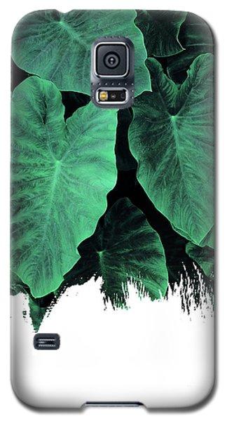 Paint On Jungle Galaxy S5 Case