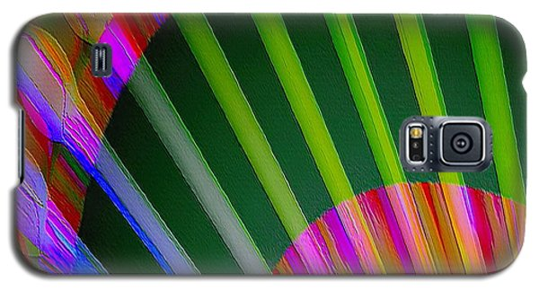 Paintbrushes Galaxy S5 Case