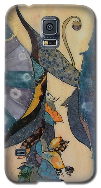 Painted Dancer Galaxy S5 Case