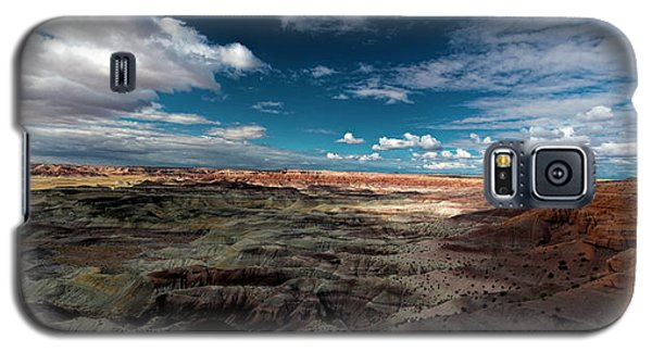 Galaxy S5 Case featuring the photograph Painted Desert by Charles Ables