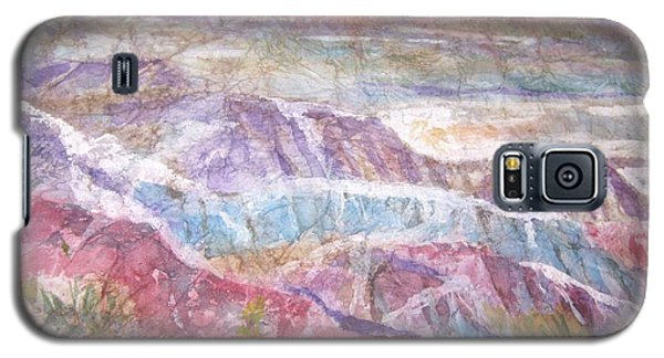 Painted Desert Galaxy S5 Case by Ellen Levinson