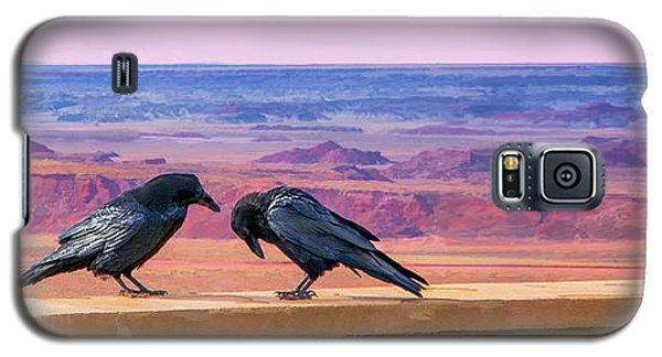 Painted Desert Pals Galaxy S5 Case