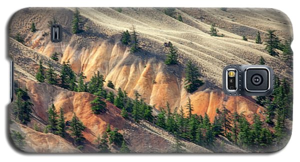 Galaxy S5 Case featuring the photograph Painted Hills by Jacqui Boonstra