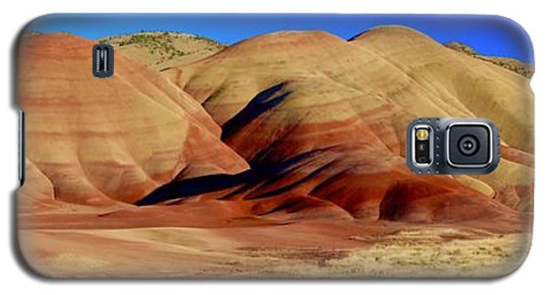 Painted Hills Pano Galaxy S5 Case