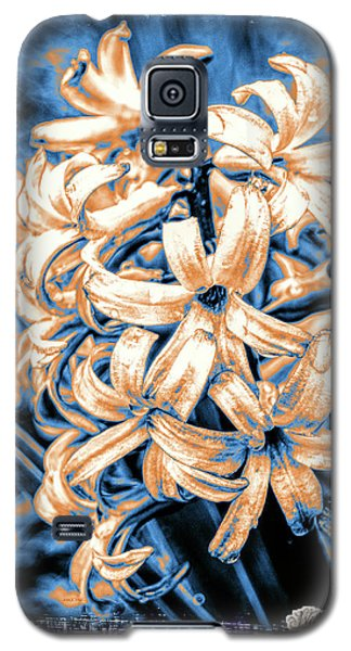 Painted Hyacinth Galaxy S5 Case