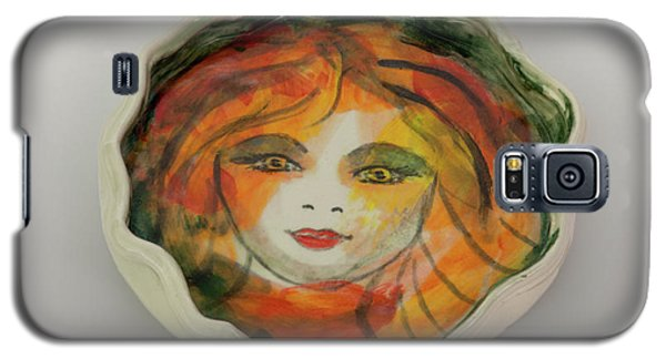 Painted Lady-1 Galaxy S5 Case