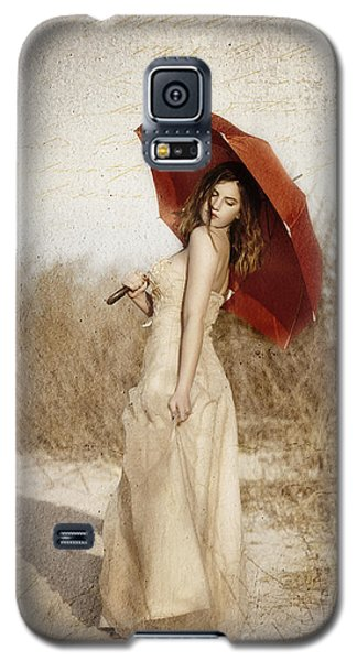Painted Lady Narrow Galaxy S5 Case