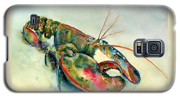 Painted Lobster Galaxy S5 Case