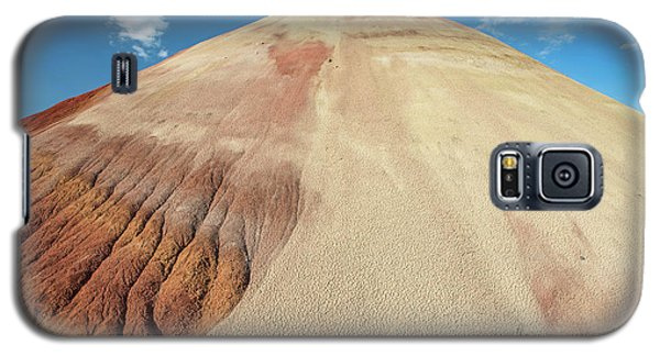 Galaxy S5 Case featuring the photograph Painted Mound by Greg Nyquist