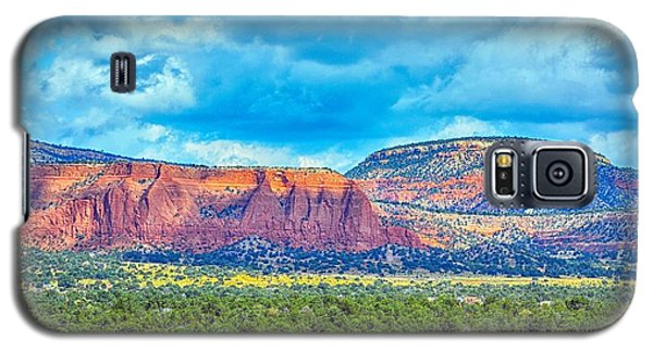 Painted New Mexico Galaxy S5 Case