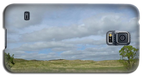 Painted Plains Galaxy S5 Case