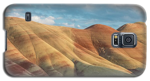 Galaxy S5 Case featuring the photograph Painted Ridge And Sky by Greg Nyquist