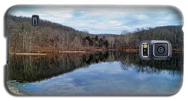 Galaxy S5 Case featuring the photograph Painted Rock Conservation Area by Cricket Hackmann