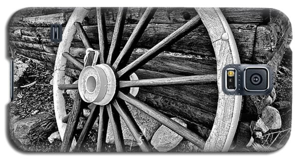 Painted Wagon Galaxy S5 Case