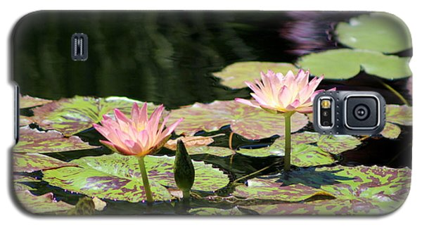 Painted Waters - Lilypond Galaxy S5 Case