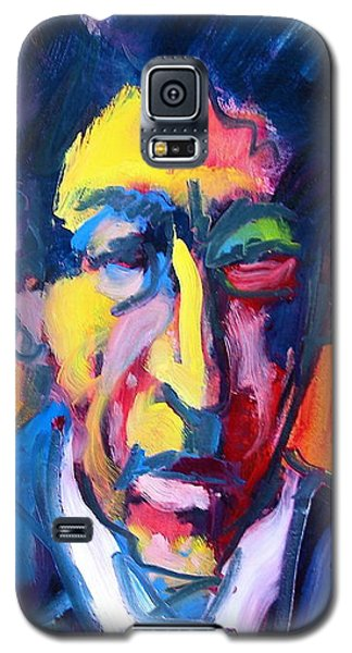 Painter Or Poet? Galaxy S5 Case by Les Leffingwell