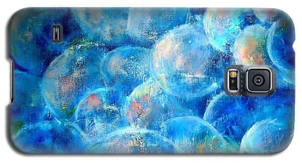 Painterly Bubbles Galaxy S5 Case