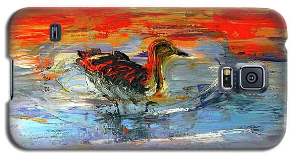 Painterly Escape II Galaxy S5 Case