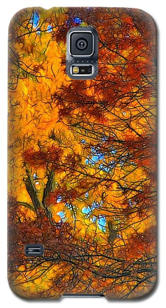 Painterly Galaxy S5 Case by Lyle Hatch