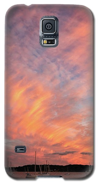 Painterly Sunset Galaxy S5 Case