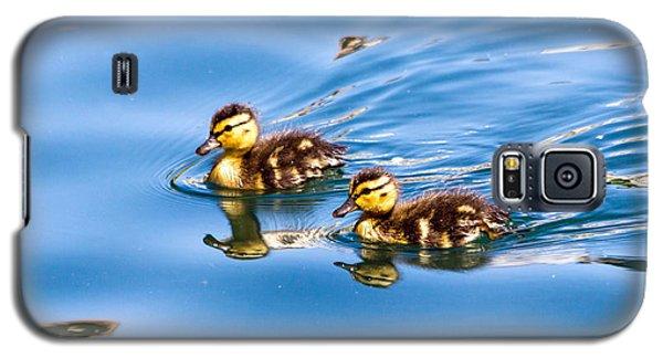 Duckling Duo Galaxy S5 Case