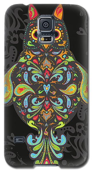 Paisley Owl Galaxy S5 Case