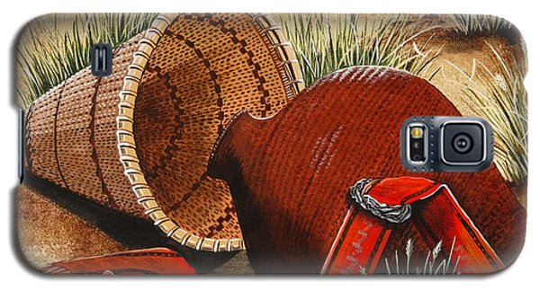 Paiute Baskets Galaxy S5 Case