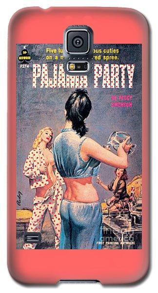 Pajama Party Galaxy S5 Case
