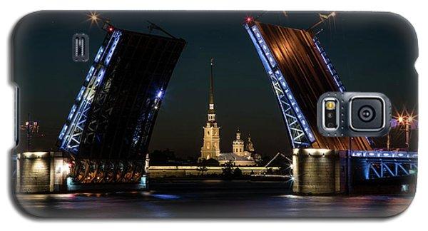 Palace Bridge At Night Galaxy S5 Case