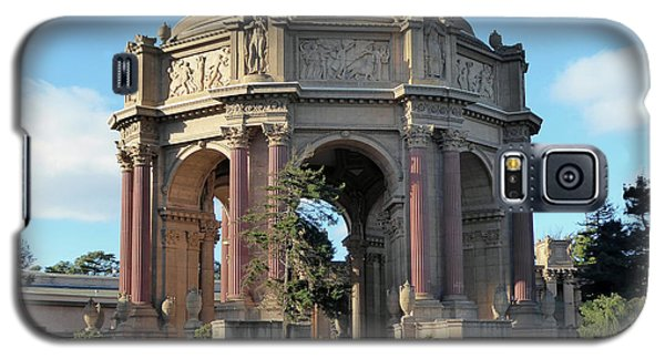 Palace Of Fine Arts Galaxy S5 Case