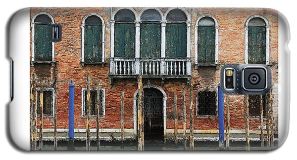 Palace On The Grand Canal Galaxy S5 Case