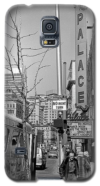 Palace Theatre, 1974 Galaxy S5 Case