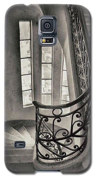 Palacio Barolo Stairs Buenos Aires Galaxy S5 Case by For Ninety One Days