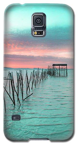 Palafitico 01 Galaxy S5 Case