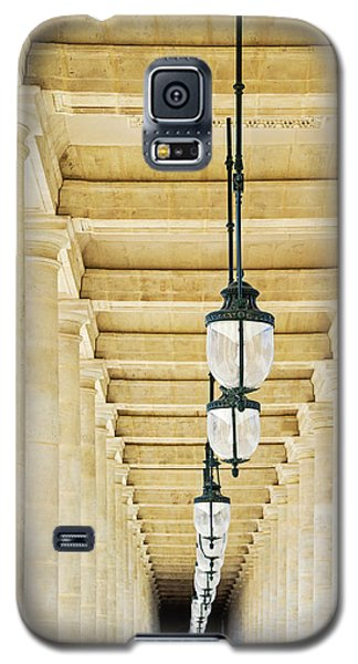 Palais-royal Arcade - Paris, France Galaxy S5 Case