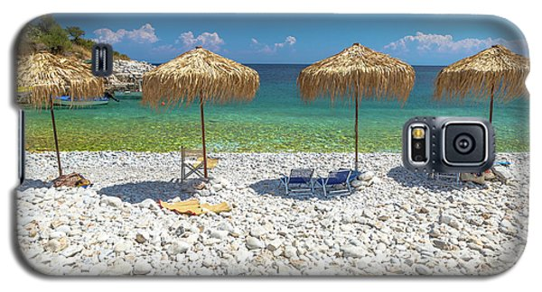 Palapa Umbrellas Galaxy S5 Case