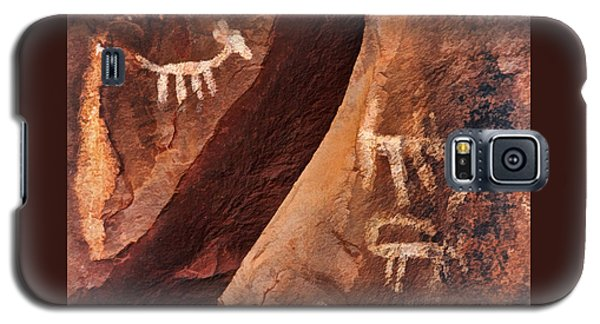 Palatki Pictographs9 Pnt Galaxy S5 Case