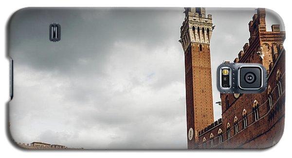 Palazzo Pubblico, Siena, Tuscany, Italy Galaxy S5 Case