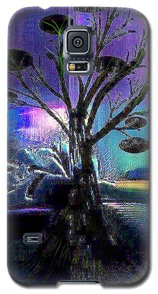 Pale Moonlight Galaxy S5 Case by Yul Olaivar