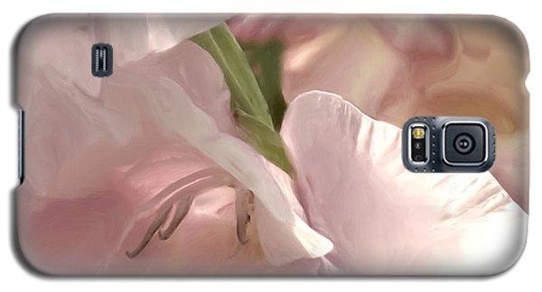 Pale Pink Glads Galaxy S5 Case