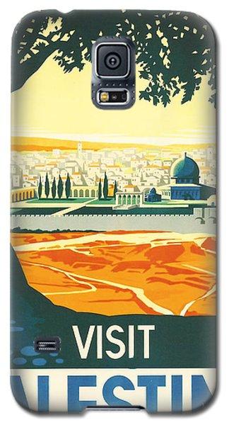 Palestine Galaxy S5 Case