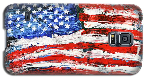 Palette Of Our Founding Principles Galaxy S5 Case