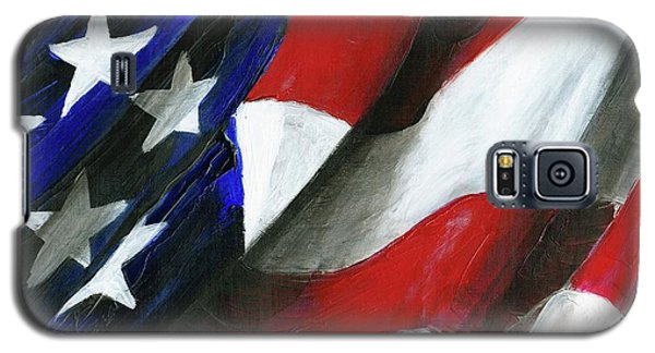 Palette Used To Paint Tn Heros Galaxy S5 Case