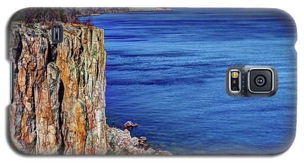 Palisade Head Tettegouche State Park North Shore Lake Superior Mn Galaxy S5 Case