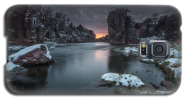 Palisades First Snow Galaxy S5 Case