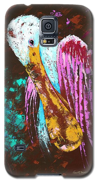 Pallet Knife Spoonbill Galaxy S5 Case