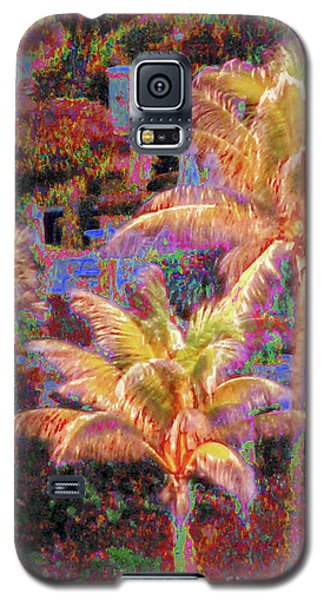 Palm 1008 Galaxy S5 Case