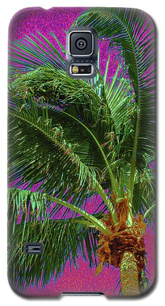 Palm 1012 Galaxy S5 Case